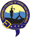 Canberra College of Piping and Drumming